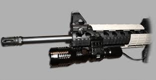 hunting lights for ar 15 nightsnipe class 2 hunting light kit model class2