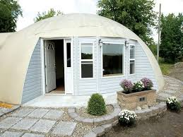 Monolithic Dome Tiny House
