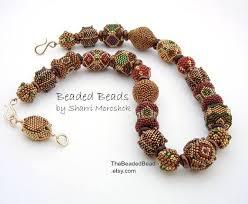 beaded beads necklace images 107 best beaded beads by sharri moroshok images jpg