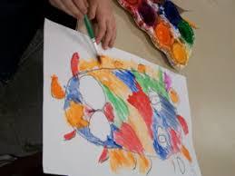 that little art teacher paint vs paint