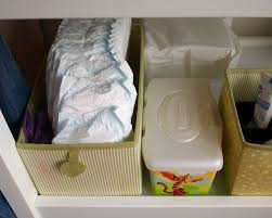 Nappy Organiser For Change Table 5 Tips For An Organised Change Table Home Organisation The