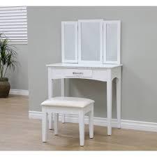 Bathroom Vanity Furniture Pieces Home Craft 3 Piece Vanity White Walmart Com