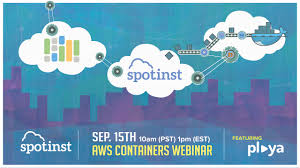 webinar better container management using spotinst and rancher