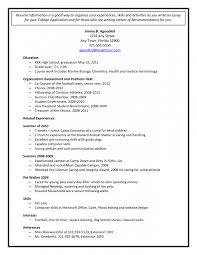 high student resume for summer internship high internship resume hvac cover letter sle hvac