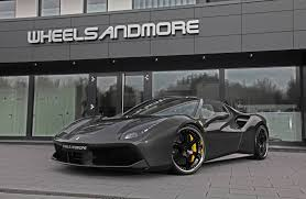 Ferrari F12 Aerodynamics - wheelsandmore ferrari 488 spider is more powerful than a ferrari