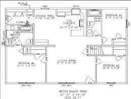 house floor plans free ranch house floor free bitdigest design what to understand
