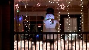 lights around window indoor lighted trees non