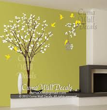 zspmed of vinyl tree wall decals