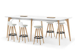 Rectangular Meeting Table Al Conference By Bene Design Kai Stania