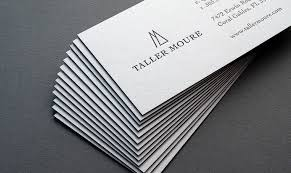 letterpress printing letterpress business cards printing in nyc publicide inc