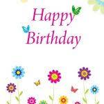 free printable birthday cards for mom free printable birthday