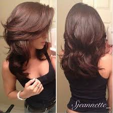 front and back views of chopped hair best 25 medium layered haircuts ideas on pinterest medium