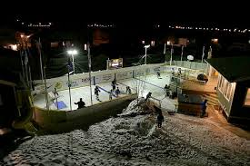 Build A Backyard Ice Rink Backyard Ice Rinks Build A Home Ice Rink And Bring On The Hockey
