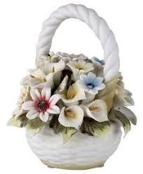 capodimonte basket of roses vintage capodimonte bowl with flowers capo di monte bowls