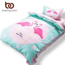 Duvet Cover Sizes Aliexpress Com Buy Beddingoutlet Cartoon Character Kids Bedding