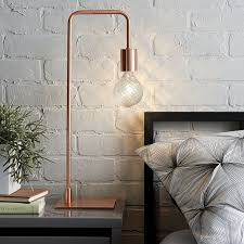 Nightstand Lamps Modern Best 25 Bedside Table Lamps Ideas On Pinterest Bedroom Lamps