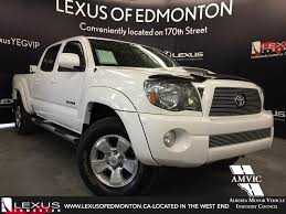 white lexus truck used white 2009 toyota tacoma 4wd double lb v6 at natl in depth