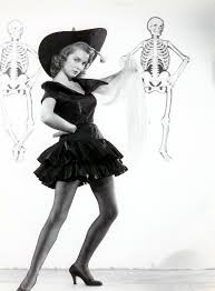 halloween pictures of skeletons janet leigh vintage halloween retro witch witch