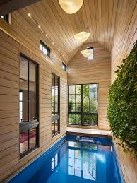 pool inside house pool inside house pool contemporary with townhome contemporary
