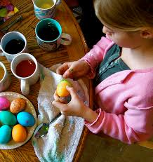 easter dying eggs easter traditions the catcher in the aeg