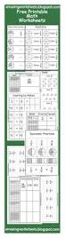 3rd Grade Fractions Worksheets Fraction Review Worksheet Worksheets Math And Math Worksheets