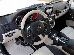 customized g wagon interior 3dtuning of mercedes g63 amg 6x6 luxury suv 2013 3dtuning com