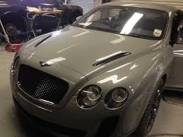 grey bentley bentley supersports conversion bentley conversions