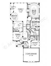 octagonal house plans saint tropez narrow floor plans mediterranean floor plan