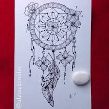 dream catcher art artwork artlover draw drawing paint painting