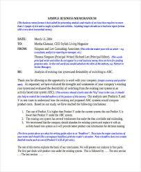 Business Letter Memorandum Example Sample Company Memo Company Memo Format Sample Memo Format 19