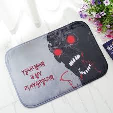 halloween doormat compare prices on blood door mat online shopping buy low price