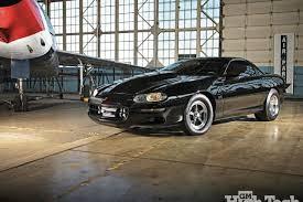turbo for camaro ss 2001 chevrolet camaro ss true grit gm high tech performance