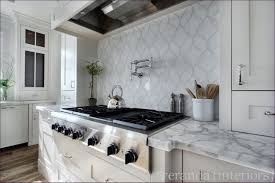 kitchen room carrera marble travertine tile kitchen backsplash