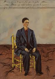 goodlooking men with cropped hair frida kahlo self portrait with cropped hair 1940 moma