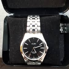 Jam Tangan Alba jam tangan alba v501 x442 original olshop fashion olshop pria di