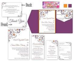 wedding invitations inserts wedding invitation insert templates songwol 83467f403f96