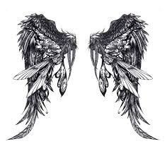 Wing Back Tattoos For - tattoos design and ideas