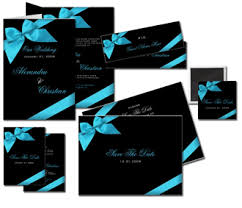 and black wedding invitations excellent turquoise wedding invitations theruntime