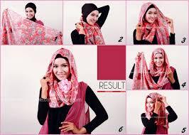 tutorial jilbab ala ivan gunawan tutorial hijab pashmina yang menutupi dada tutorial hijab paling