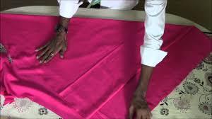 umbrella pattern salwar anarkali or umbrella top and churidhar cutting youtube
