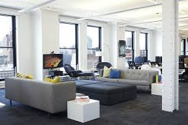 foursquare039s soho hq creative contemporary office concept with