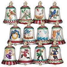 12 days of christmas ornaments world christmas 12 days of christmas bells blown
