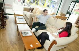 Secondhand Furniture And Electrical Shops British Red Cross - Donating sofa to charity