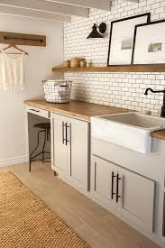 Best Flooring For Laundry Room New Laundry Room The Reveal Jenna Sue Design Blog