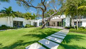 Miami Modern Home Design This Renovated Mid Century Modern Home Is One Of The Finest In