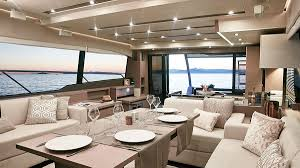 prestige 630 yacht interior design review new yacht interiors