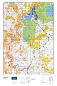 Idaho On Map Idaho Gmu 31 Map Mytopo