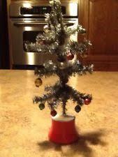 artificial christmas trees pre 1946 ebay
