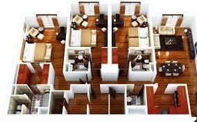 low budget modern 3 bedroom house design grosvenor dubai residence