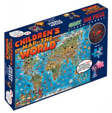 Interactive World Map For Kids by World Maps Com